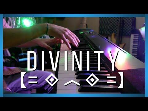 """Porter Robinson Piano 🎵 [INSANE """"Divinity"""" Cover]"""