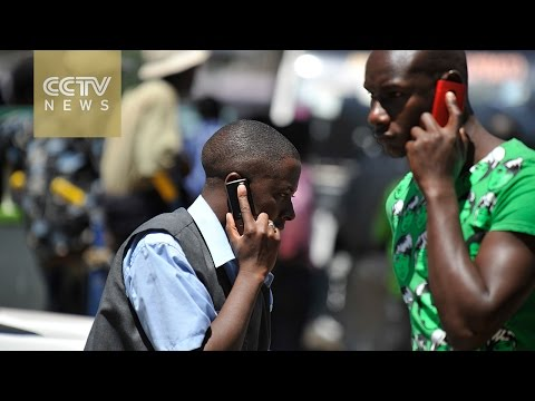 Chinese mobile phone brands find a market in Africa