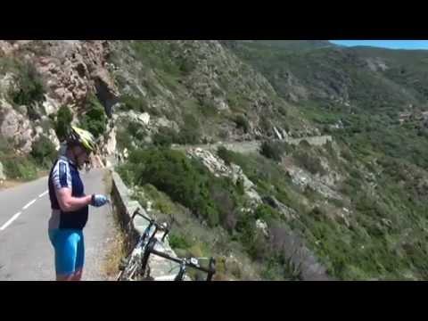 Tour de Corse à vélo HD