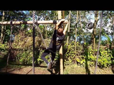 Ninja Warrior Nederland Joey Bakker Promofilmpje
