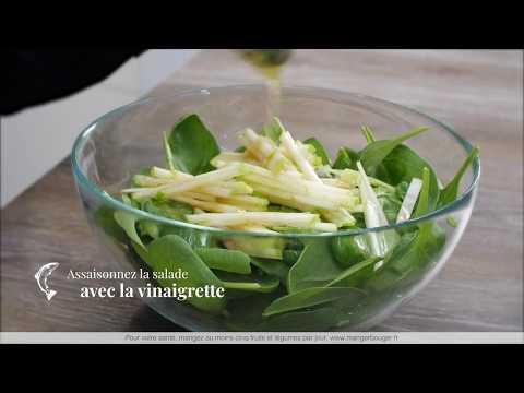 recette---saumon-mi-cuit-au-carvi-et-jeunes-pousses-d'épinard