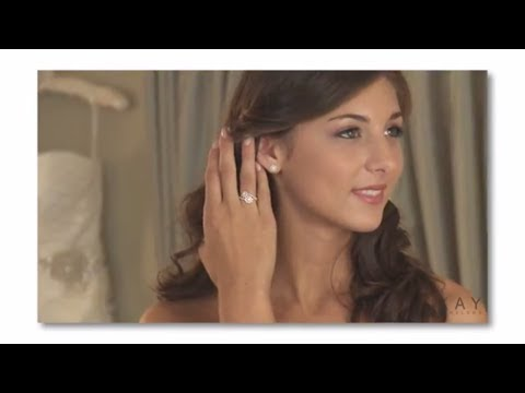 Jewelry for Every Wedding Day Hairstyle from Kay Jewelers
