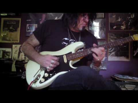 Joe Stump -Hostile Takeover from the new record The Dark Lord Rises