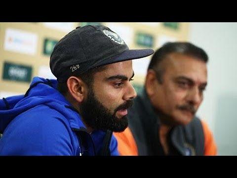 Kohli, Shastri ecstatic with series triumph