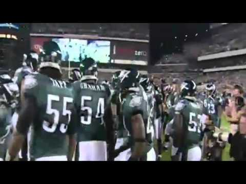 Brian Dawkins Exits The Tunnel One Last Time