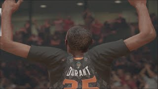 NBA 2k14 PS4 MyTEAM Challenge - All NBA 2k Cover Athletes!
