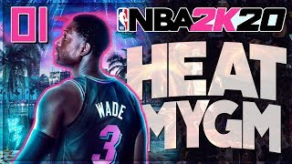 Meeting The Owner! NBA 2k20 MyGM Miami Heat Ep 1