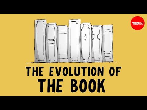 Video image: The evolution of the book - Julie Dreyfuss