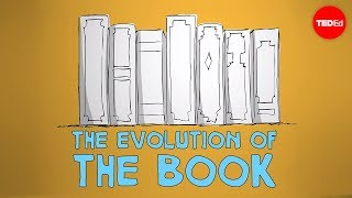 The evolution of the book - Julie Dreyfuss