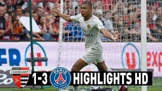 Download Video Guingamp vs PSG 1-3 All Goals & Highlights 18/08/2018 HD MP3 3GP MP4