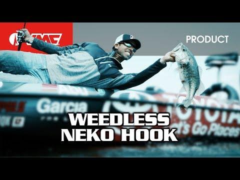 The Ultimate Finesse Presentation- VMC® Weedless Neko Hook