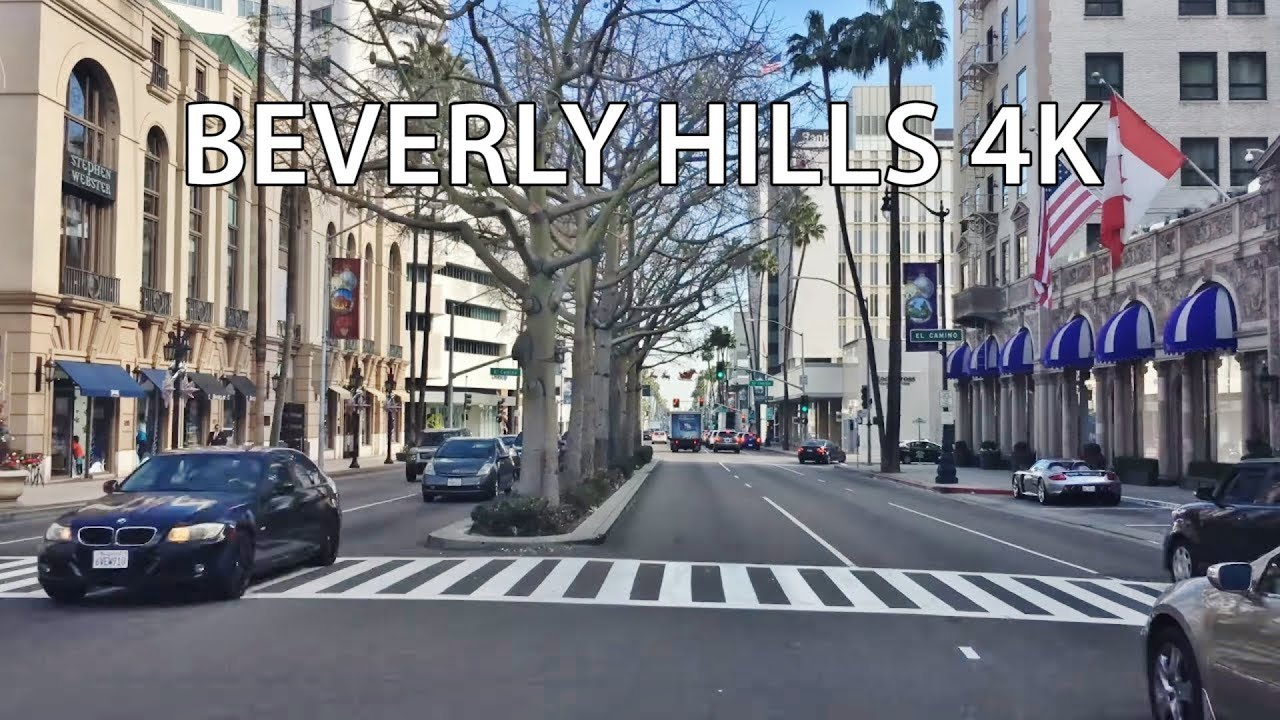 Downtown Los Angeles 2017