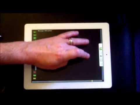 Strange Attractor, Demo for iPad, This is Brilliant