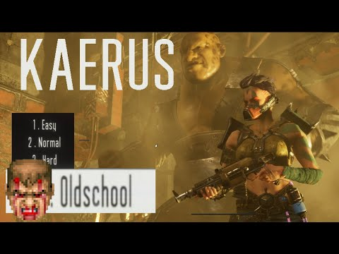 Necromunda Hired Gun gameplay Oldschool difficulty  No Commentary part 1 KAERUS  