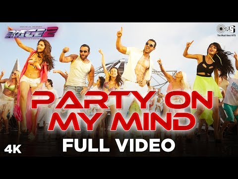 Party On My Mind Full Video Race 2 | Saif Ali, John, Deeepika, Jacqueline & Amisha | Honey Singh