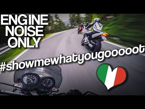 RAWtalia 4: meeting QUICK ITALIANS! (Passo del Brocon)