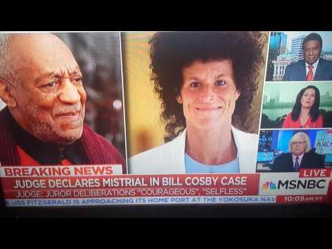 Tom Mesereau on the Bill Cosby Mistrial on MSNBC!