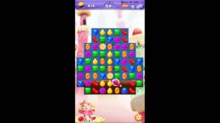 Candy Crush Friends Saga leve 8 ~ Dunk ALL the COOKIES