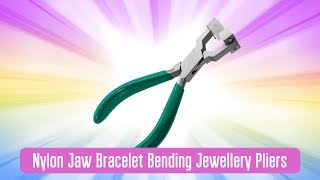 [Product Review] Beadsmith Nylon Jaw Bracelet Bending Jewellery Pliers Review