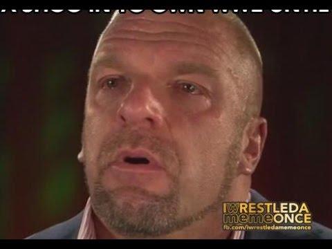 hqdefault hhh's reaction when shane mcmahon returned! [memes] youtube