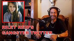 Chris D'Elia - Riley Reid Has a Gangster Twitter Account