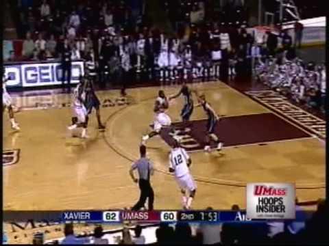 Feb. 3: UMass - Xavier Basketball Highlights