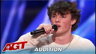 Thomas Day: Heartthrob and Future NFL Player Has The Girls In Thier FEELS With Moving Audition