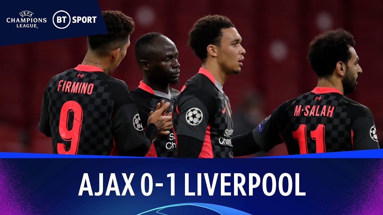 Ajax V Liverpool 0 1 Champions League Highlights The Global Herald