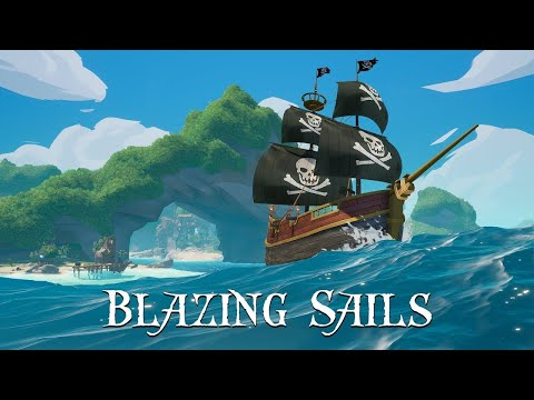 PIRATE BATTLE ROYALE??    Blazing Sails |