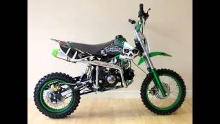 125cc Pro-Dirt Bike from Funky Bikes (125cc Pit Bike)
