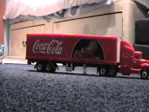 EVENTS - Limited Edition Ford Christmas Coca-Cola Money Box Truck
