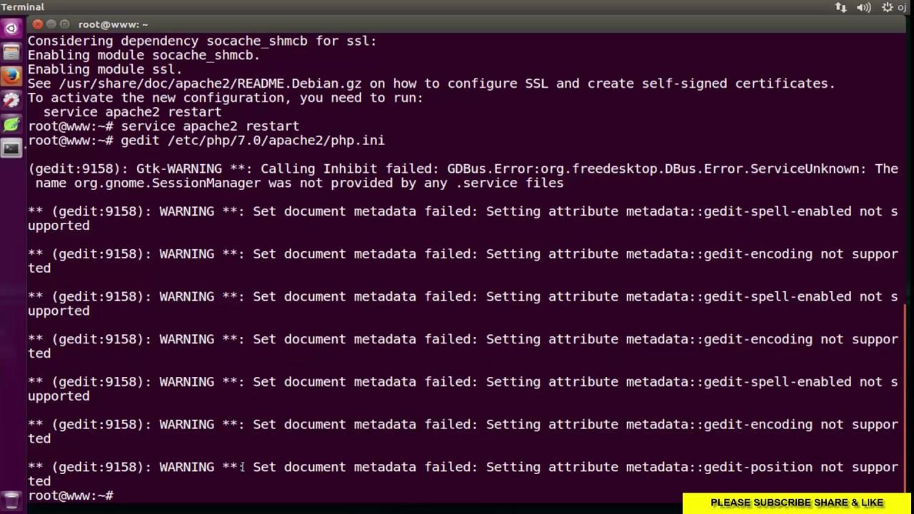 How to install tiki wiki cms groupware on ubuntu 16 youtube how to install tiki wiki cms groupware on ubuntu 16 1betcityfo Images