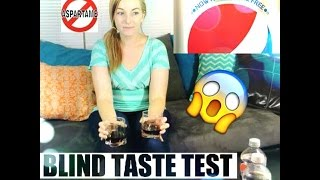 NEW Diet pepsi aspartame free Blind Taste Test