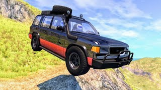 Off Road Crashes & Fails #6 – BeamNG Drive