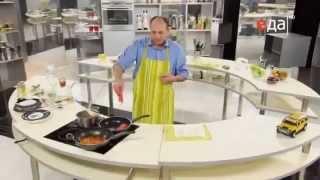 Как подготовить рыбу к жарке мастер-класс от шеф-повара / Илья Лазерсон
