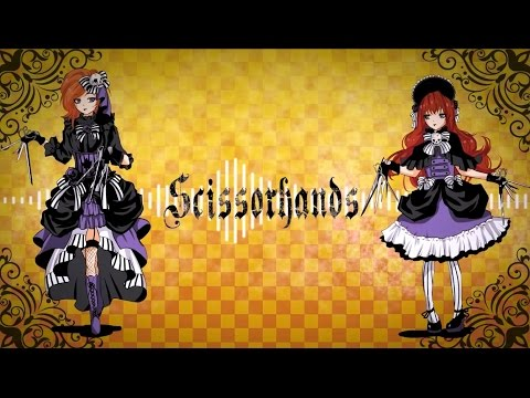 "【Princessemagic & My ëVe】 ""Scissorhands"" by Hatsune Miku [Nem]"