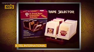 1970s: 8-TRACK TAPES