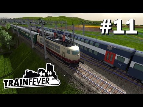 TRAIN FEVER #11: Weichen und Signale [Gameplay][Deutsch][HD+]