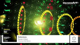 Solarstone - Seven Cities (Thomas Datt Remix)