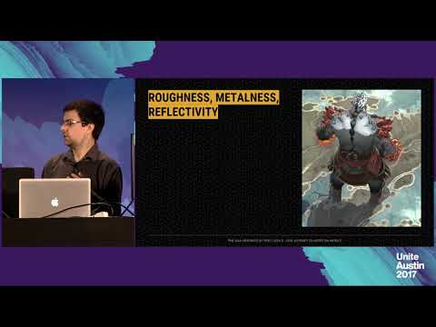 Unite Austin 2017 - The AAA Graphics of Spellsouls: The Journey to 60FPS on Mobile
