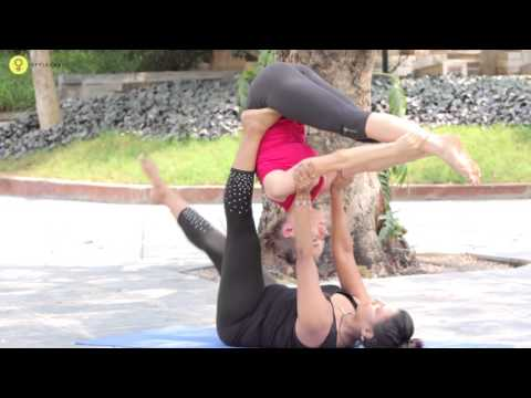ACRO YOGA POSES FOR BIRD FLOW - Stylecraze Yoga
