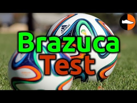 Adidas Brazuca Review - Starts Our World Cup Week!