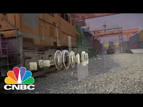 GE Builds Industrial Cloud Service: Bottom Line | CNBC