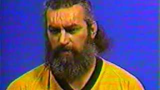 Bruiser Brody Interview Part 1 of 3