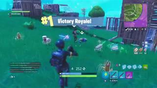 Fortnite Battle Royale quick little clip#1