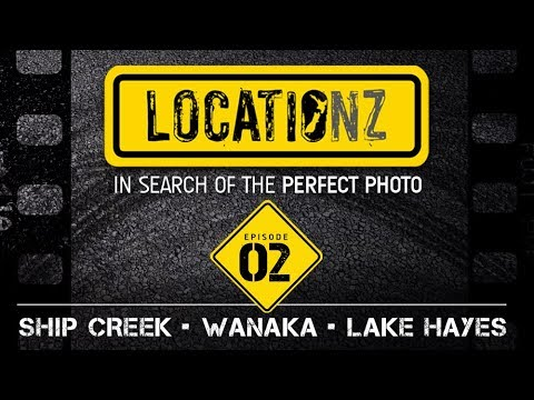 LOCATIONZ Episode 02 | Photography Road Trip NZ | Learn landscape photography on location