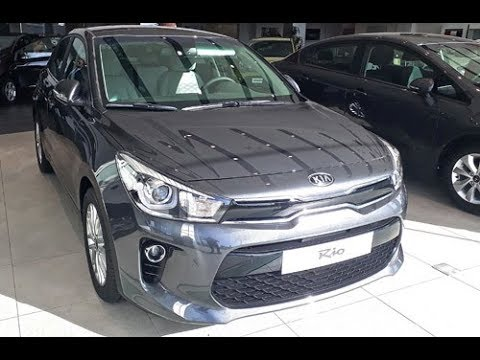 Exclusivite La Nouvelle Rio A Kia Motors Tunisie Youtube
