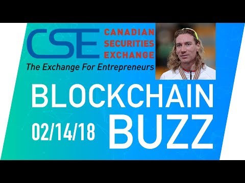 Olympic Athletes getting paid in Digital Currency | Blockchain BuzZ Ep.23 | Coinsquare