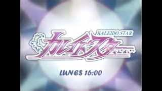 Cartoon Network Latinoamérica (oct. 2004): Promo Kaleido Star
