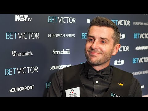 Selby Into 27th Career Ranking Final | BetVictor European Masters